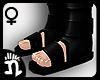 (n)Ninja Sandals 3 Black