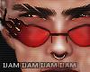 Flames Glasses