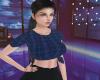 Yasmine - blue