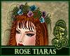 Rose Tiara Frost