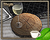 Wooden Wine Tray W