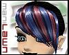 Blue Grape/Kimiko Bangs