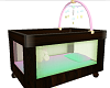 Playpen with Mobile