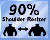 Shoulder Scaler 90%
