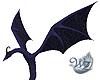 Wyrmling Dragon - Blue