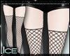 Ice * Fishnet Socks RLS