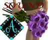 {Ama Roses Bunch Purple