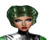 Green Rubber Cap