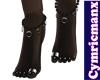 Cym Enchantress Feet