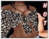 Leopard Tie Up