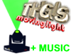 THGIS MOVINGHEAD Green