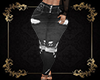 V.RLL Jeans Negro D