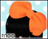 M. Orange Bow