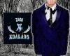 Blue Forest Suit Top