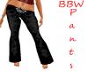 BBW Black Spotted Stars