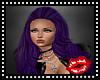 Wicked Purple Ophelia