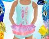 Kid Sealife Swim Suit
