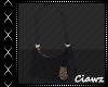 ☾ Black Leather Purse