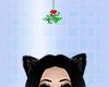 H- Mistletoe Head Sign