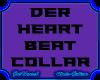 +DER+ Heartbeat Collar M