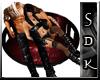 #SDK# Latex Duo Seat