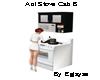 kitchen Ani Stove Cab B
