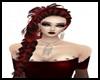 MAU/ GLINIS RED BLACK