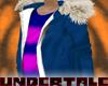 [UT]Frisk X Sans Coat