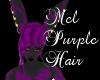 Prentcious Purple Hair