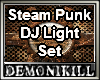 Steam Punk DJ Light Set