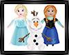 Frozen Plushies