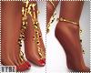""""""" Bandhura Feet"""