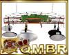 QMBR Hanging Pot Rack