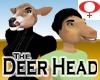 Deer Head -Female