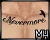 [MH] Nevermore Anyskin