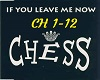 Chess-If You Leave .Box2
