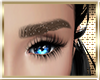 New Brown Glitz Eyebrows