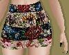 Floral Beaded Skirt