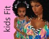 kids Fabulous Tropic Fit