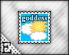 [E] Goddess Stamp