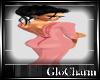 Glo* Desi Backless~ Rose