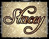 Stacey bday hand balloon