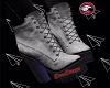 -D- Manilla Boots Grey