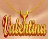 valentina necklaces