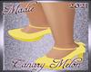 !a Kid Canary Melon Heel
