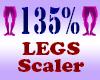 Resizer 135% Legs