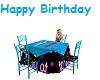 Happy Birthday Table