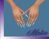 [Malia]Meghan Nail+rings