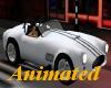 (A) White Cobra Animated