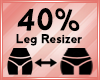 Thigh Scaler 40%